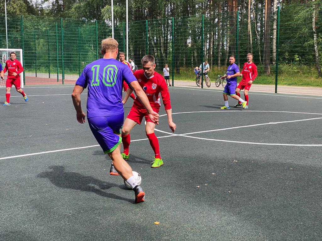 За честный футбол: команда «ЗА ПРАВДУ» приняла участие в футбольном турнире в Костроме 6