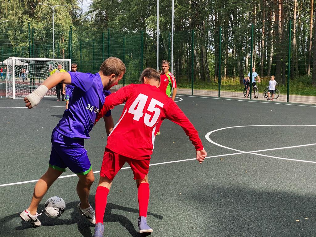 За честный футбол: команда «ЗА ПРАВДУ» приняла участие в футбольном турнире в Костроме 4