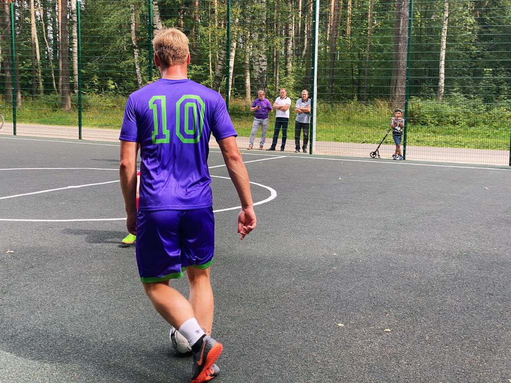 За честный футбол: команда «ЗА ПРАВДУ» приняла участие в футбольном турнире в Костроме 3