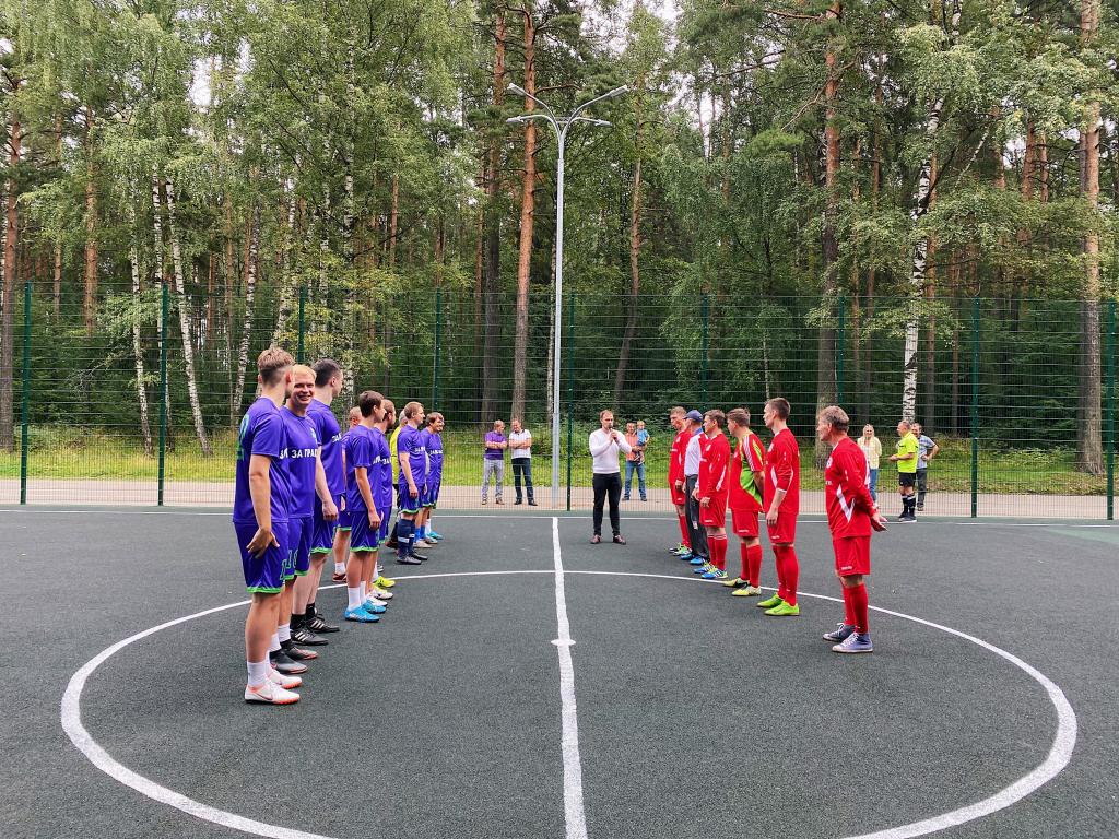 За честный футбол: команда «ЗА ПРАВДУ» приняла участие в футбольном турнире в Костроме 1