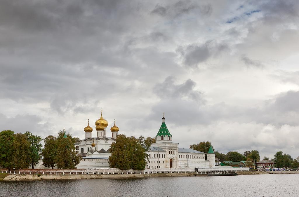 Обещания в Костроме Дмитрия Кудря