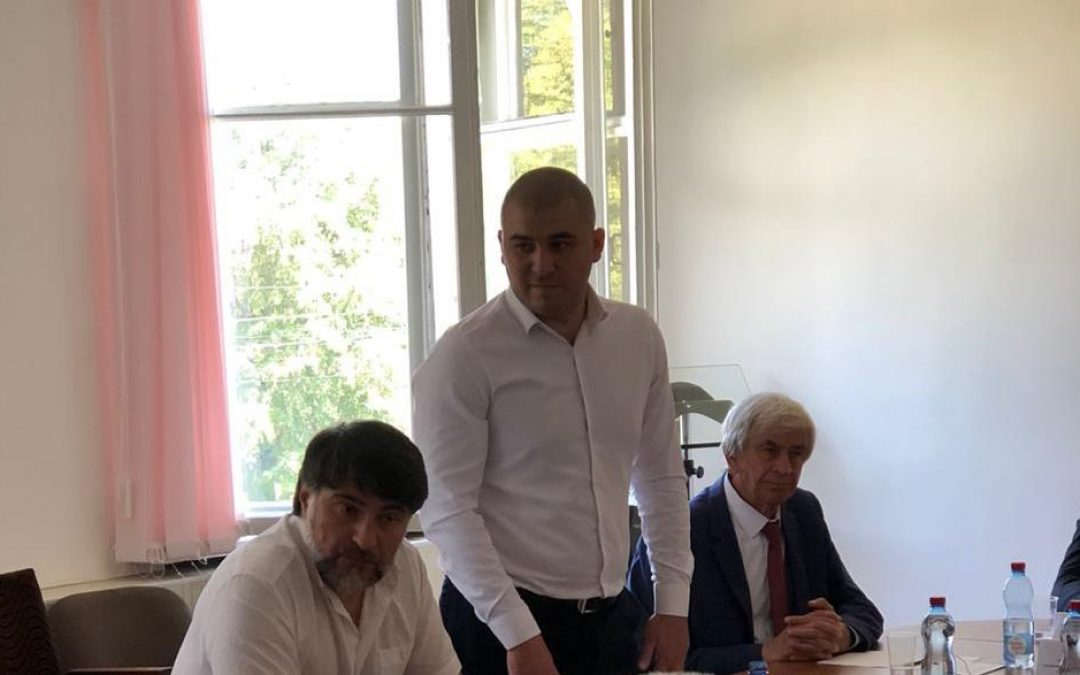 В Северной Осетии прошла встреча членов регионального отделения партии с общественностью Ирафского района