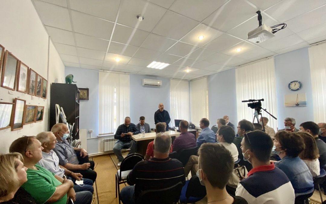 Итоги второго дня визита Захара Прилепина в Рязанскую область