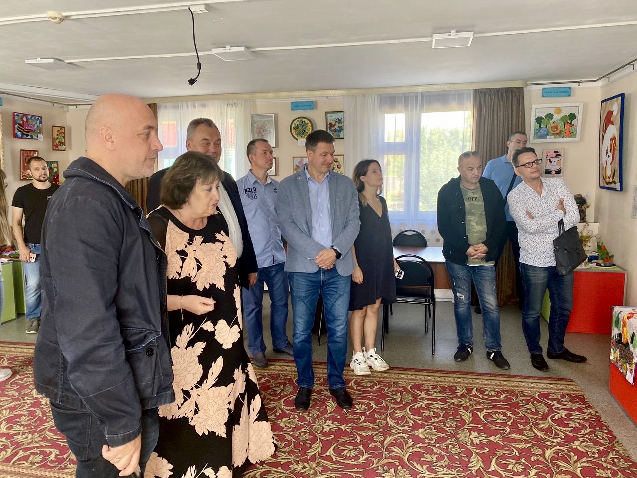 Итоги второго дня визита Захара Прилепина в Рязанскую область 1