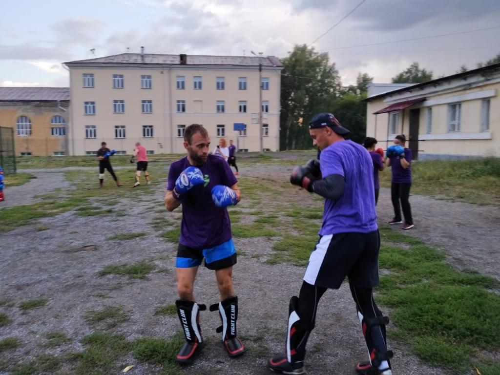 Спортивная Сибирь 3
