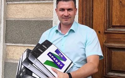 Григорий Парсентьев будет представлять партию ЗА ПРАВДУ в Рязанской областной Думе