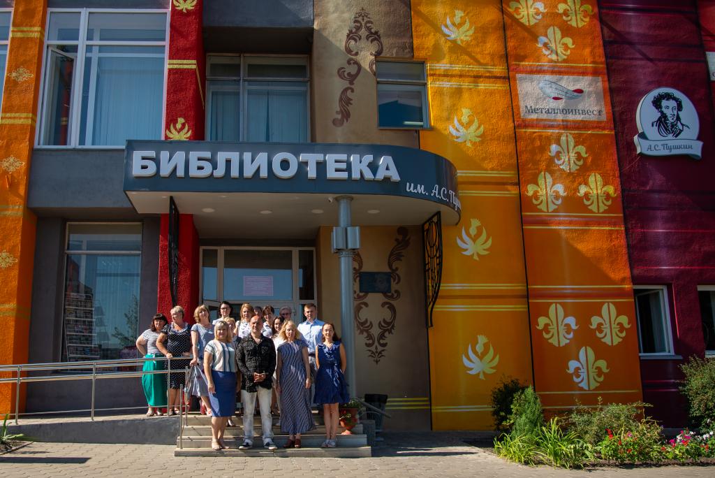 Захар Прилепин встретился с белгородцами 1