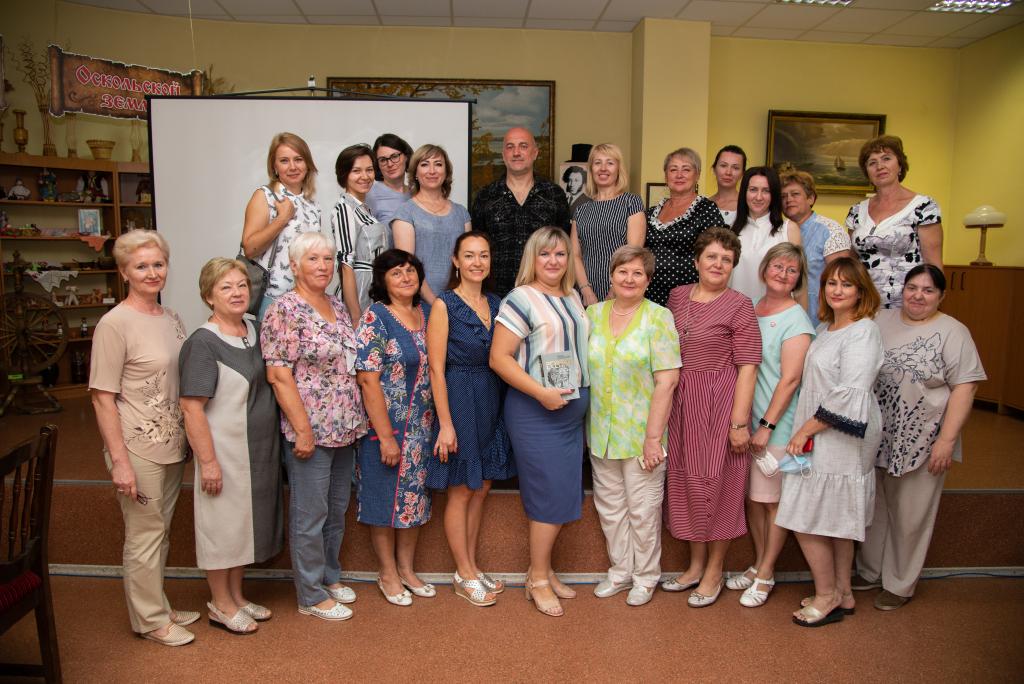 Захар Прилепин встретился с белгородцами 6