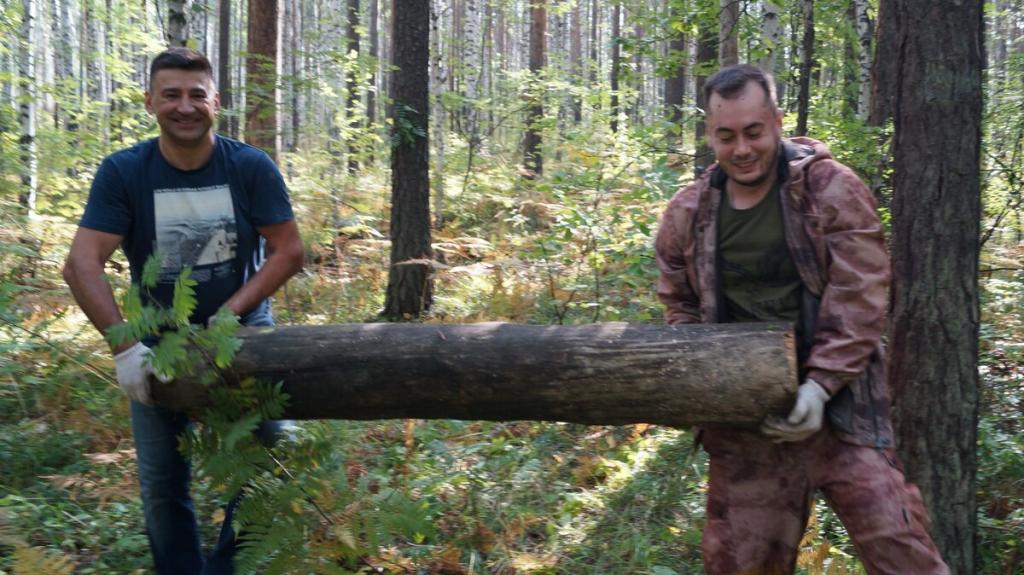 Нам больно смотреть, как медленно умирает наш лес 3