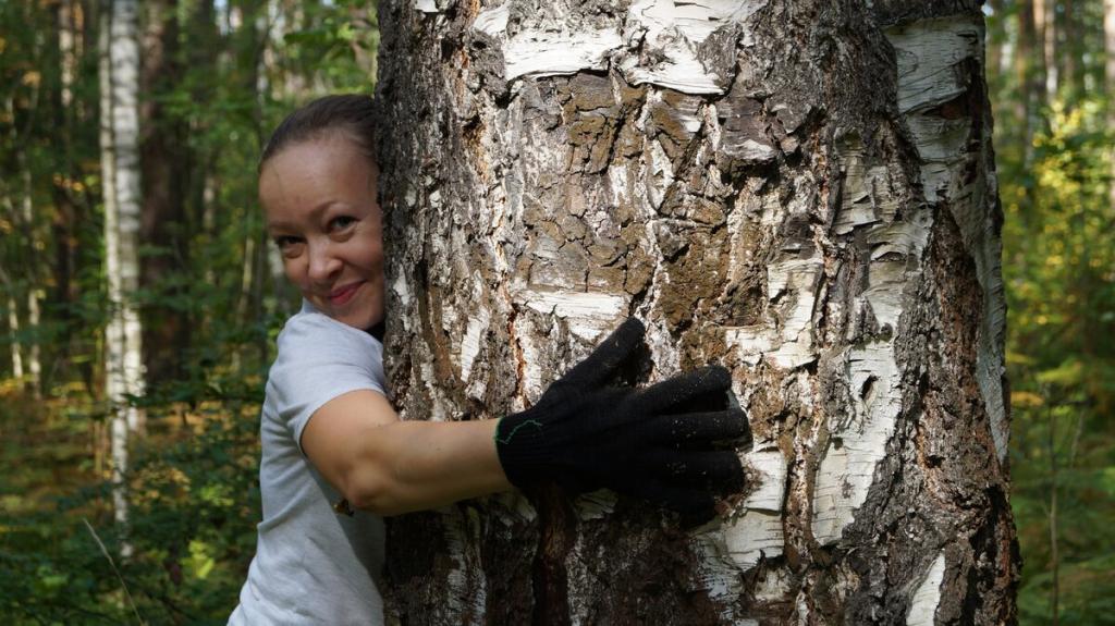 Нам больно смотреть, как медленно умирает наш лес 6