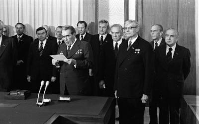 К 43-летию «Брежневской» Конституции
