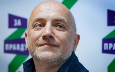 Захар Прилепин – самый упоминаемый писатель 2020 года
