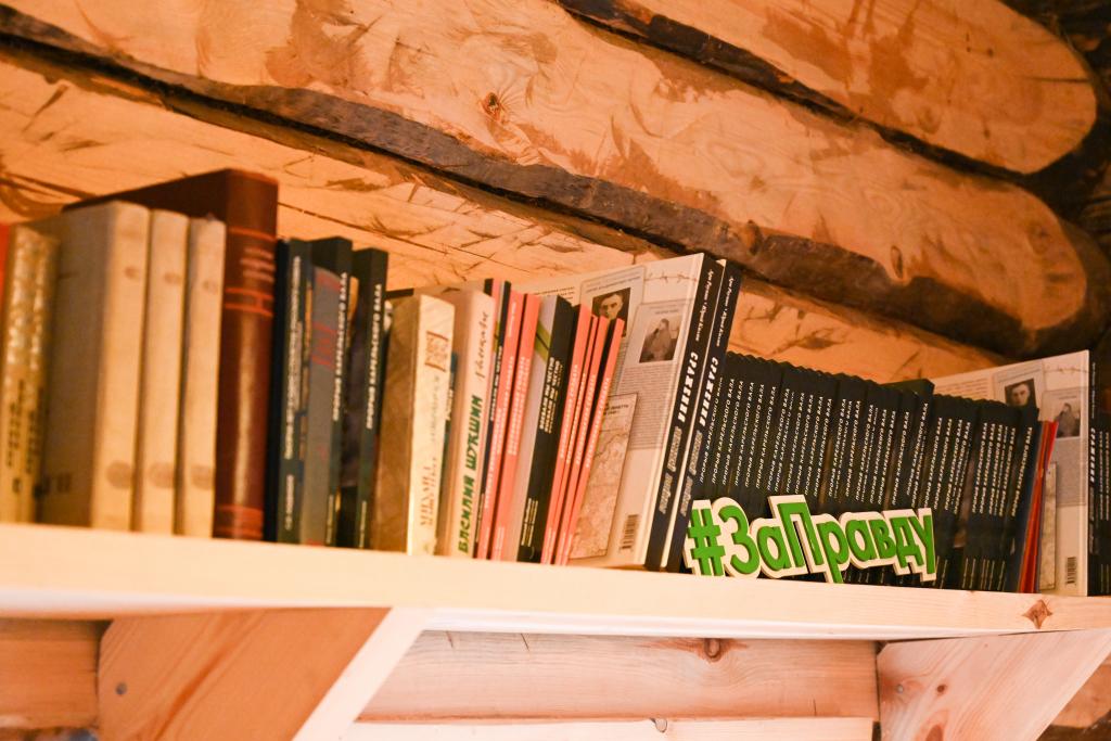 В рамках работы «Мастерской Захара Прилепина» на Хуторе прошла литературная встреча 7