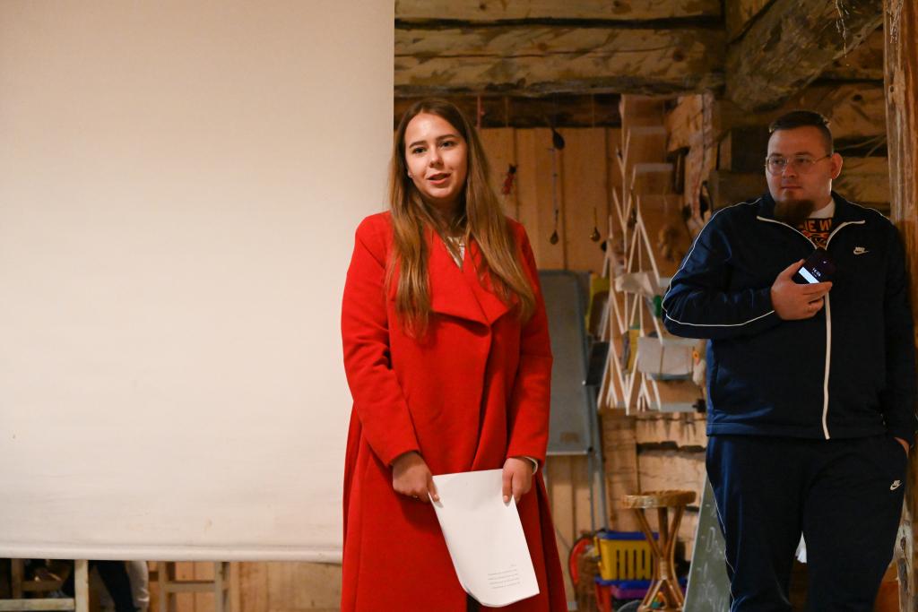 В рамках работы «Мастерской Захара Прилепина» на Хуторе прошла литературная встреча 11
