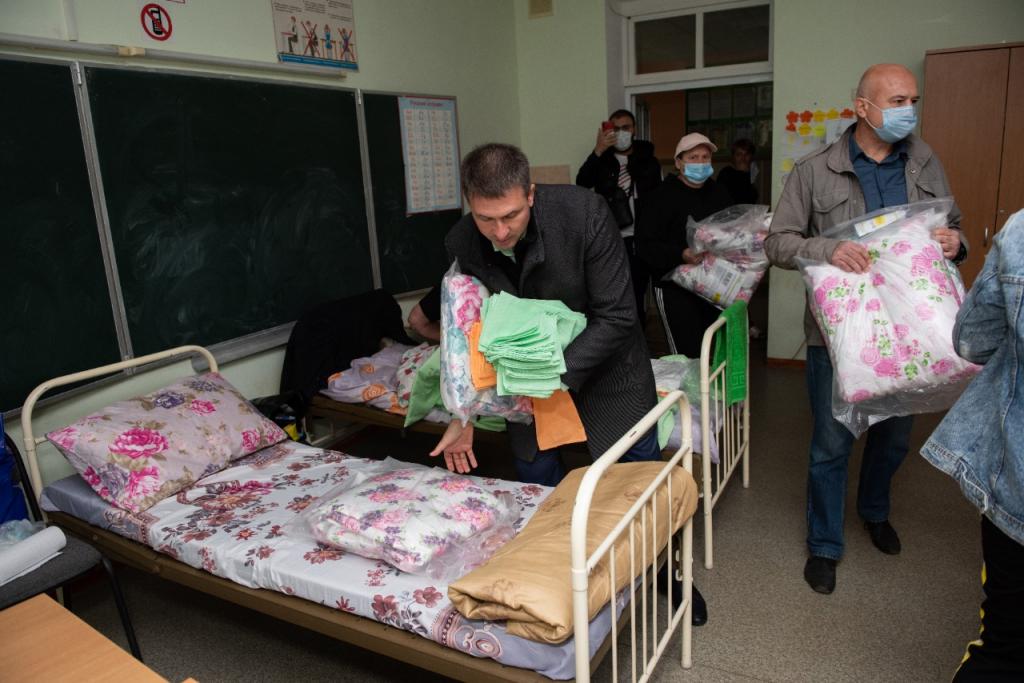 Григорий Парсентьев передал помощь пострадавшим от взрывов в Рязанской области 5