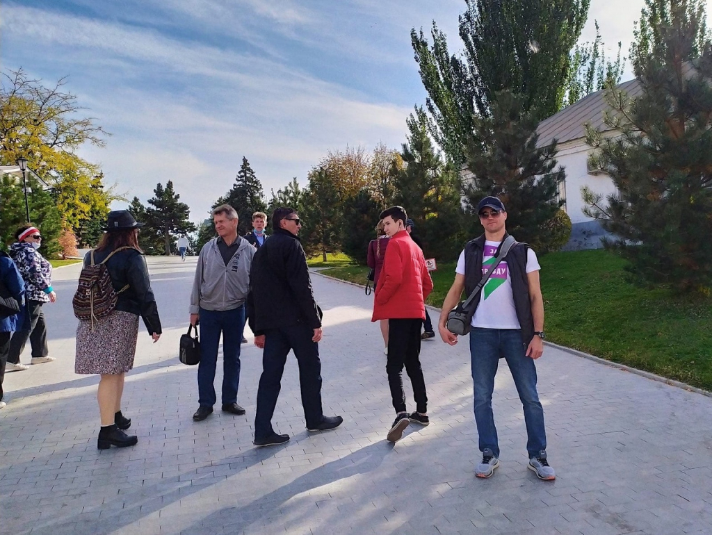 Астраханцы познакомились с историей местного Кремля 1