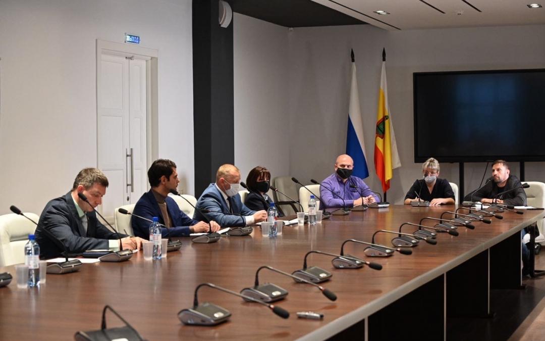 По инициативе партии ЗА ПРАВДУ в Рязани прошло открытое заседание Комитета экологического спасения