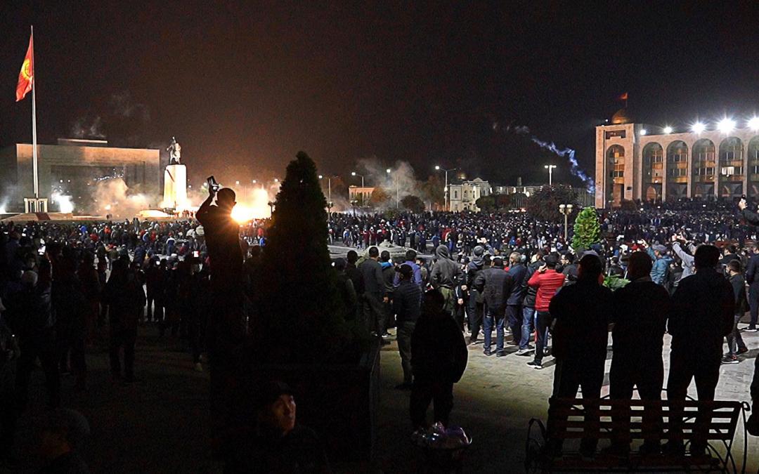 Партия ЗА ПРАВДУ предлагает стратегию решения внутриполитического кризиса в Киргизии