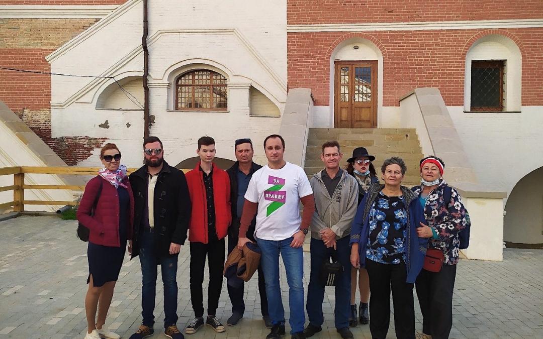 Астраханцы познакомились с историей местного Кремля