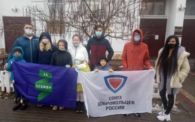ЗА ПРАВДУ с заботой о птицах в Воронежской области