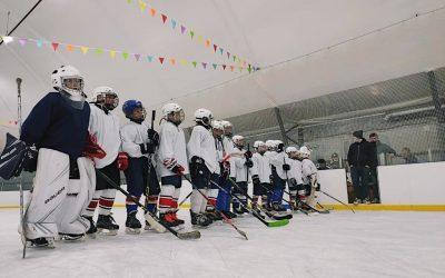 ЗА ПРАВДУ за развитие детского хоккея