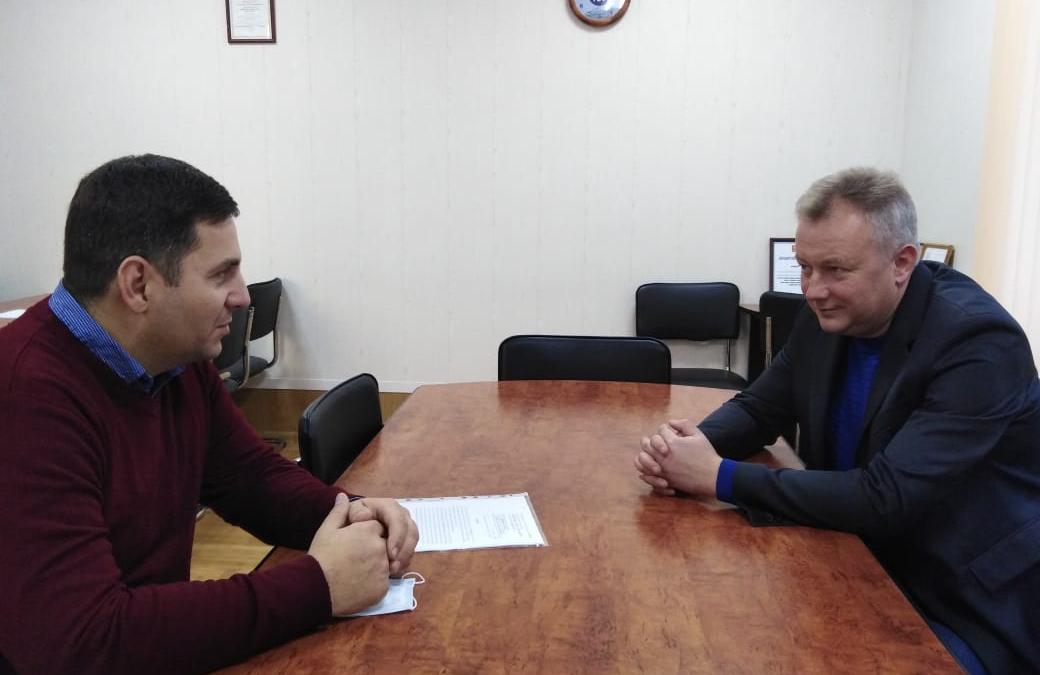 ЗА ПРАВДУ и Казачий технологический институт начинают сотрудничество