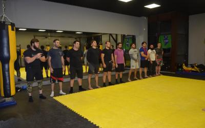 Спортивный зал «Рельеф» в Сочи приглашает всех желающих заниматься боксом
