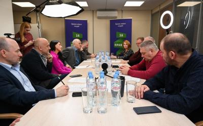 Партия ЗА ПРАВДУ не допустит «майдана» в России