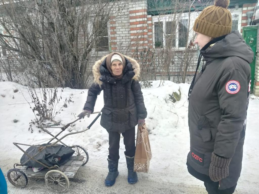 В рамках акции «Чудеса на Новый год» в Александрове сделано много добрых дел 2
