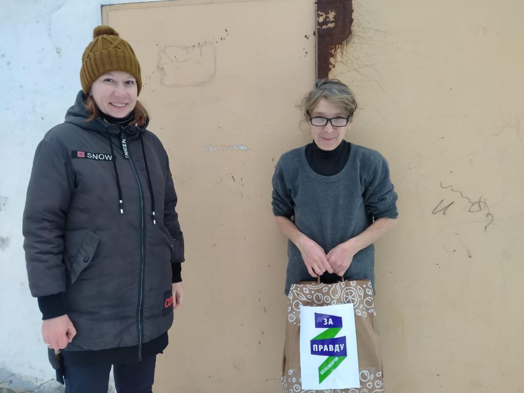 В рамках акции «Чудеса на Новый год» в Александрове сделано много добрых дел 1