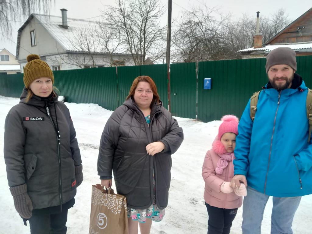 В рамках акции «Чудеса на Новый год» в Александрове сделано много добрых дел 5