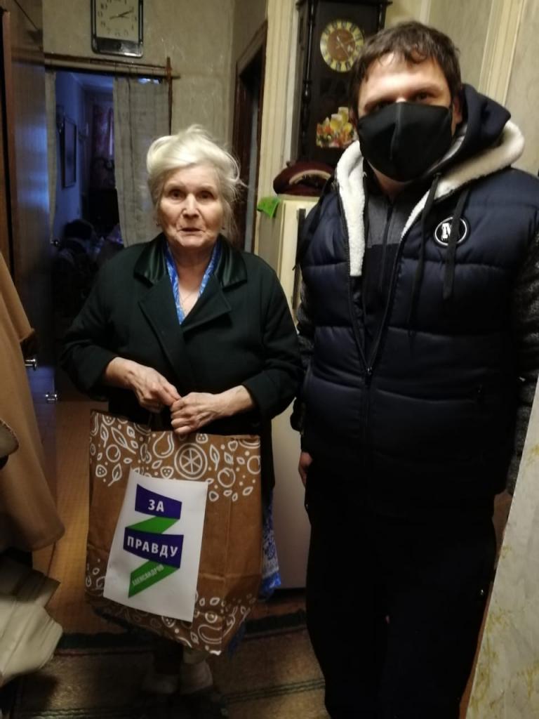 В рамках акции «Чудеса на Новый год» в Александрове сделано много добрых дел 3