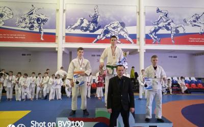 ЗА ПРАВДУ в Красноярском крае поддержало турнир по рукопашному бою