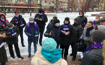 Гвардия Захара Прилепина пугает антигосударственников
