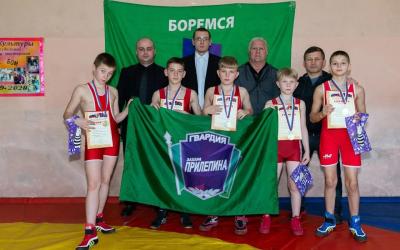 Гвардия Захара Пилепина в Сочи провела второй мастер-класс по греко-римской борьбе