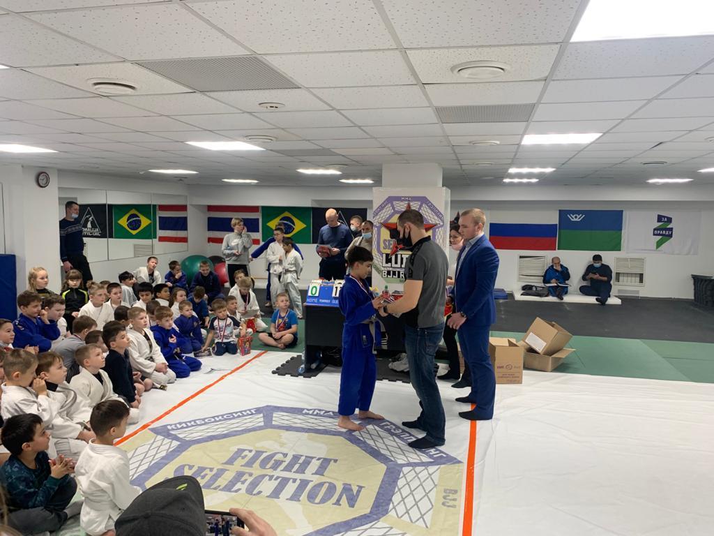 Мастер-класс для маленьких чемпионов в Югре 4