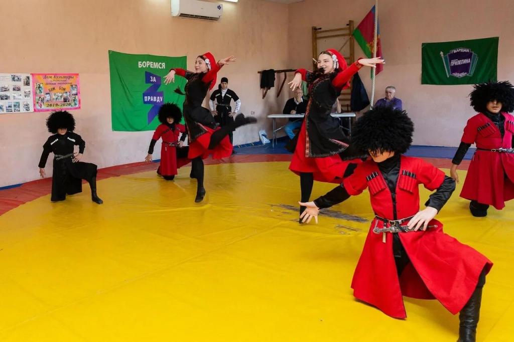 Гвардия Захара Пилепина в Сочи провела второй мастер-класс по греко-римской борьбе 4