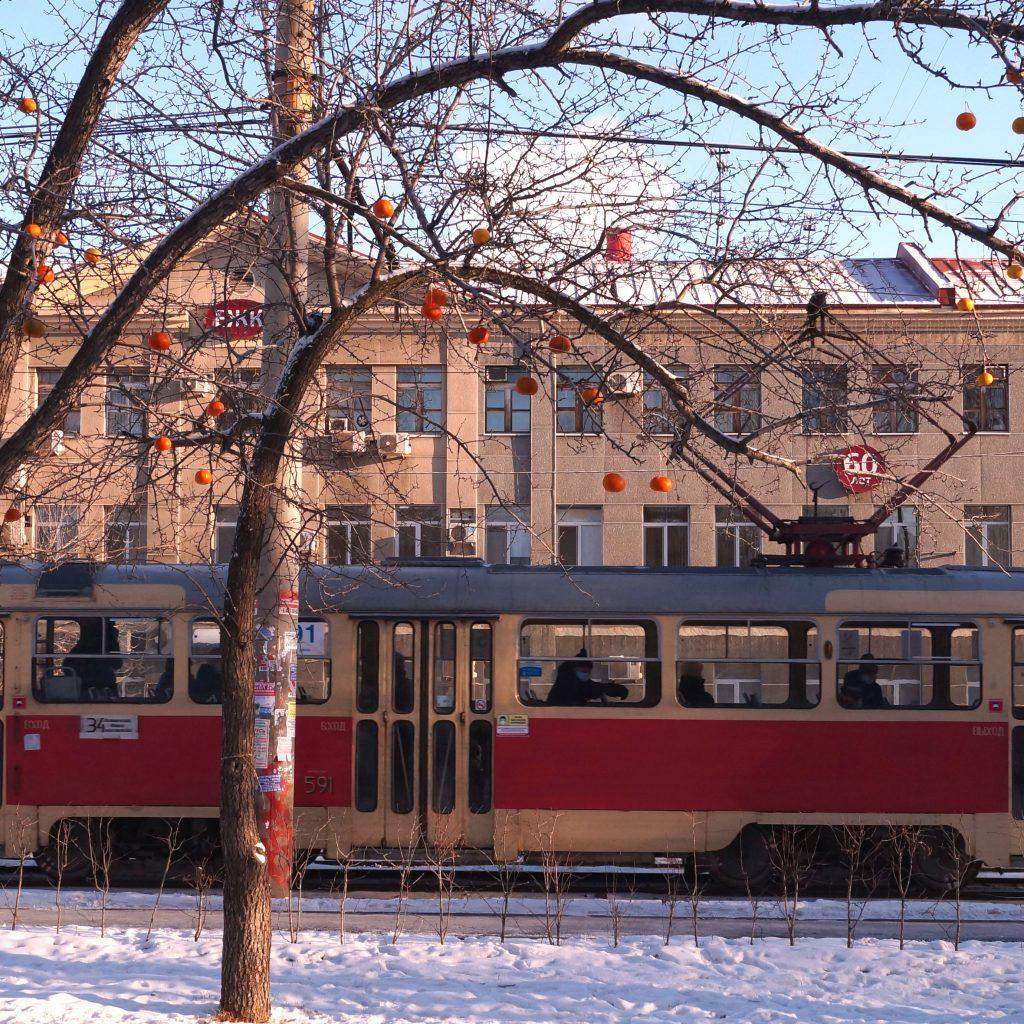 В Екатеринбурге активисты ЗА ПРАВДУ борются за появление сквера Бориса Рыжего 3