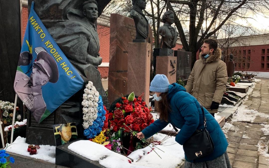 В рамках кампании по восстановлению Гагаринской лётки стартовала акция «Помним героев лётки»