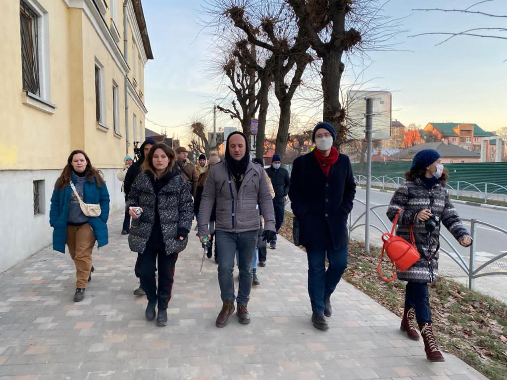 Захар Прилепин открыл градозащитную мастерскую в Рязани 6
