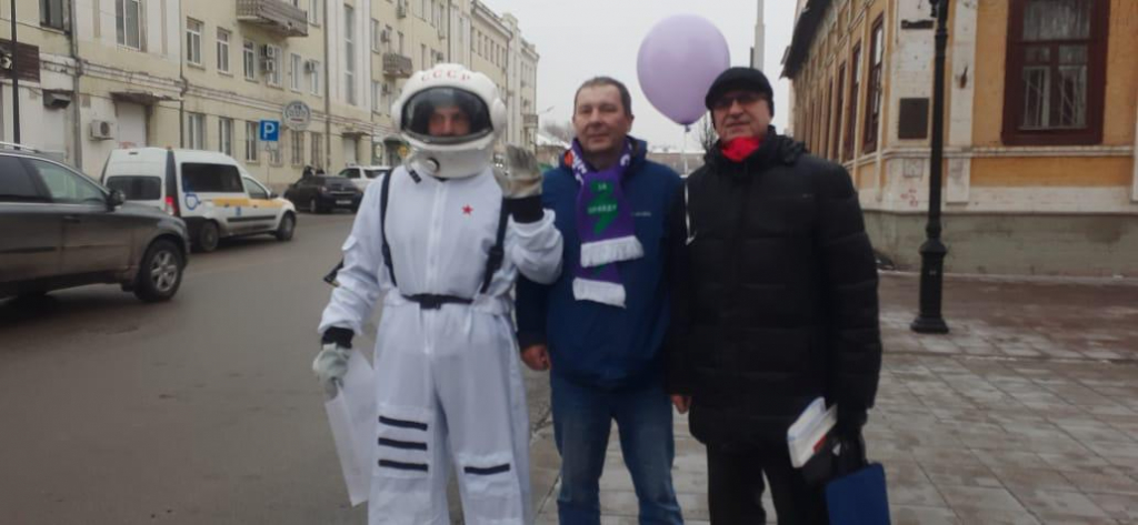 Задержан член ЦК партии ЗА ПРАВДУ Дмитрий Кузнецов 1