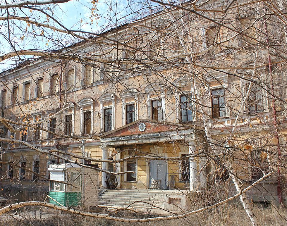 В год своего столетия Гагаринская «лётка» должна быть спасена 1