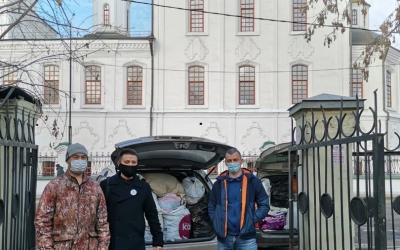 Активисты Движения ЗА ПРАВДУ в Иркутске помогают малообеспеченным семьям