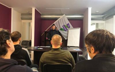 Открылась «Точка Правды» Движения ЗА ПРАВДУ в Татарстане