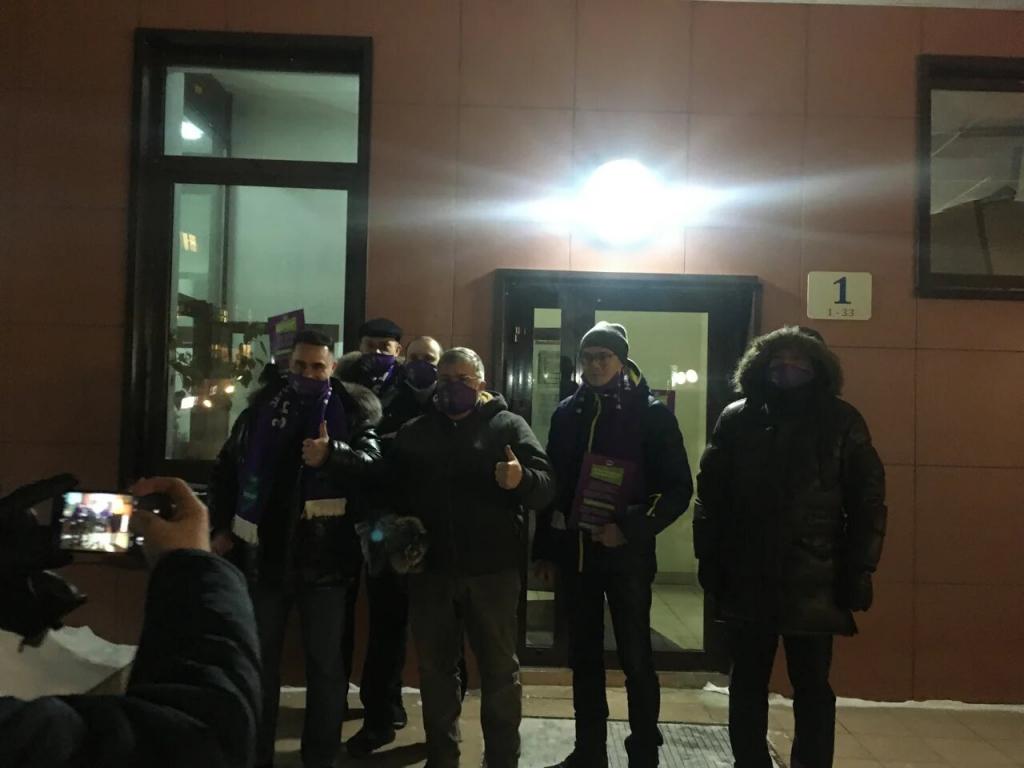 Гвардейцы ЗА ПРАВДУ предупредили Навального 6