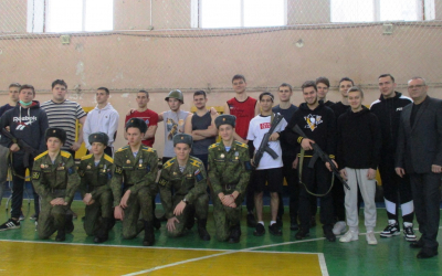 Рязанское региональное отделение партии ЗА ПРАВДУ продолжает работу по патриотическому воспитанию
