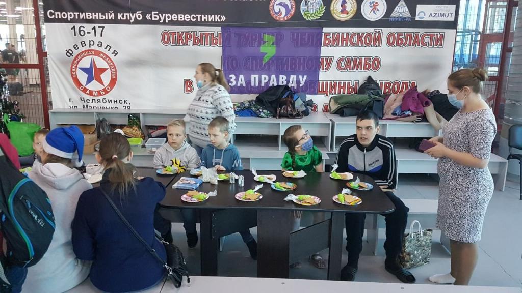 Новый год – особенным детям в Челябинске 1