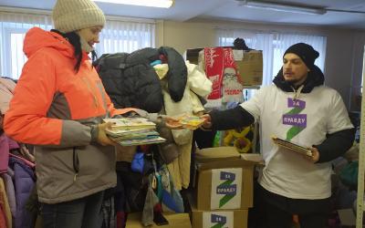 Итоги акции «Подари ребенку книгу» в Вологодской области