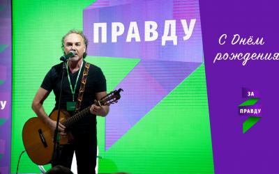 Поздравляем С Днём Рождения Алексея Поддубного – знаменитого Джанго!