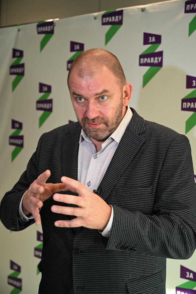 Александр Казаков о руководящей роли партии 13